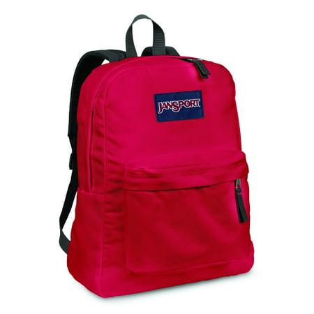 Jansport Superbreak Duffel (JanSport T501 SuperBreak Backpack - Red Tape)