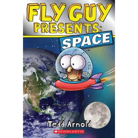 Fly Guy Presents: Space (Scholastic Reader, Level 2) (Paperback) ()