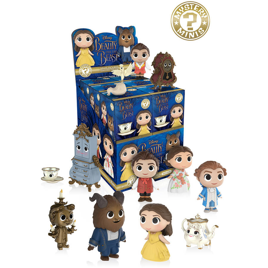 Funko Mystery Mini: Beauty And The Beast Live Action Exclusive, 1