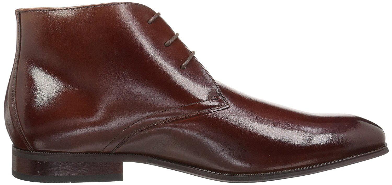 Florsheim Men's Corbetta Plain Toe Oxford, Cognac, Size 7.0