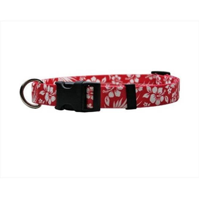 Yellow Dog Design Aloha Standard Collar - Large