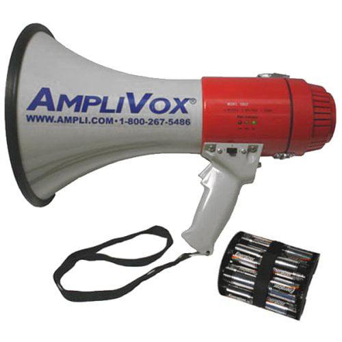 Amplivox Mitymeg S602 Megaphone - 25w Amplifier
