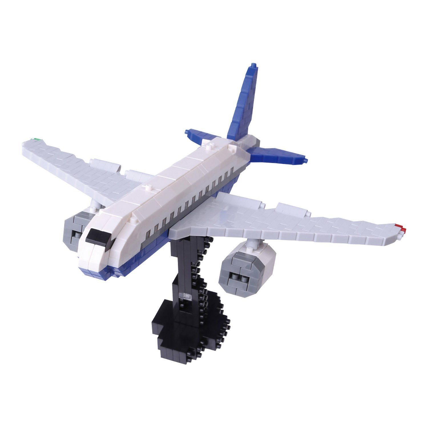 Airliner Large Building Set by Nanoblock (NBM013) by nanoblock