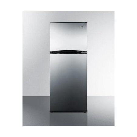 summit ff1387ssim 24 apartment size top freezer