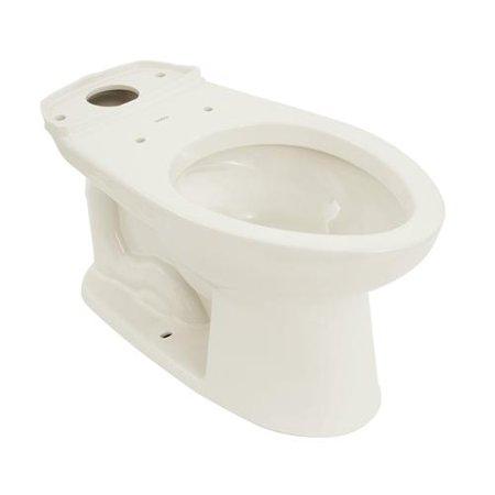 Toto Drake Toilet Bowl C744E#01 Cotton White
