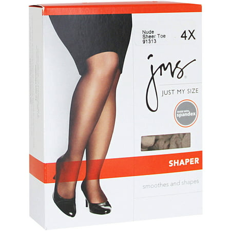 Just my size pantyhose shaper with sheer toe (Just My Size Pantyhose Sheer Toe)