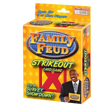 Family Feud Strike Out Card Ga (Other)