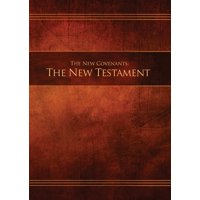Ncnt-Pb-S-01: The New Covenants, Book 1 - The New Testament (Paperback)
