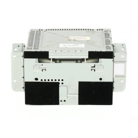 2009 Ford Focus AM FM Radio MP3 Single Disc CD Player Part Number 9S4T-19C157-AE - Refurbished