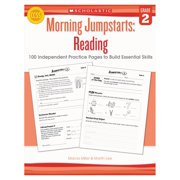 Scholastic Morning Jumpstart Series Book, Reading, Grade 2