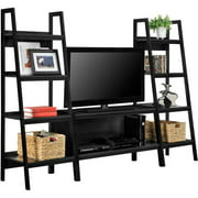"Altra Ladder Entertainment Center for TVs up to 46"", Black"