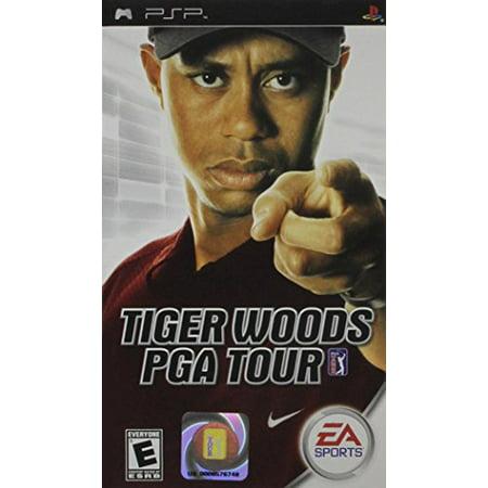 Tiger Woods PGA Tour - Sony PSP - image 1 of 1