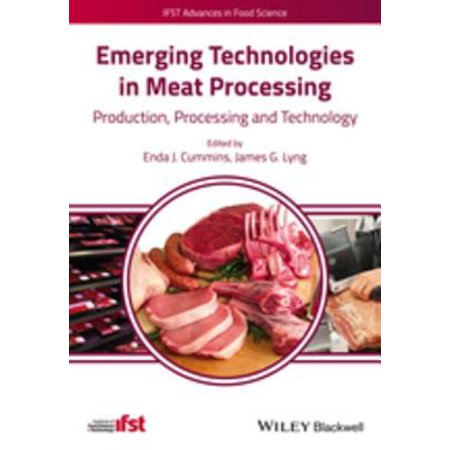 Emerging Technologies in Meat Processing - eBook