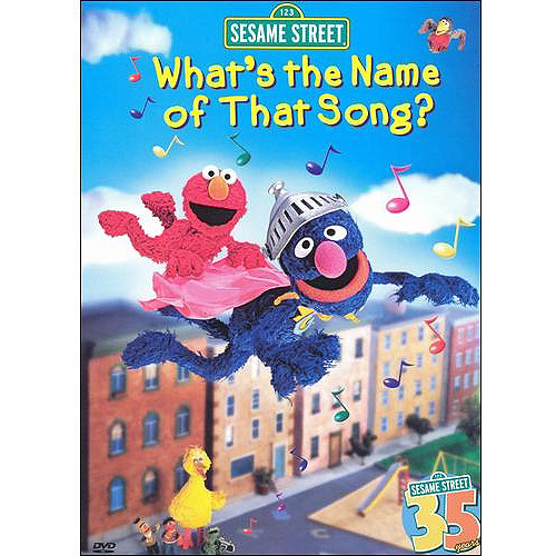 Sesame Street: What's The Name Of That Song? (Full Frame)
