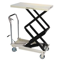 DSLT-770 SCISSOR LIFT TABLE, 770-LB CAPACITY