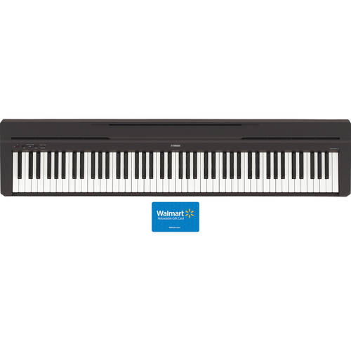 Yamaha P45 88-Key Digital Stage Piano with $50.00 Gift Card