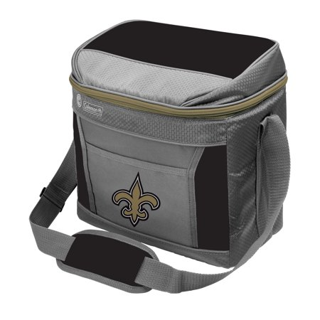 Rawlings NFL 16 Can Soft Sided Cooler, New Orleans Saints - New Orleans Saints Halloween Decorations