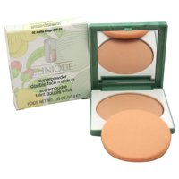 Superpowder Double Face Makeup - # 02 Matte Beige (MF-P)-Dry Combination by Clinique for Women - 0.3