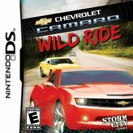 Image of Camaro Wild Ride - Nintendo DS