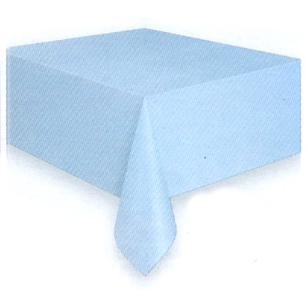 Baby Blue Plastic Table (54