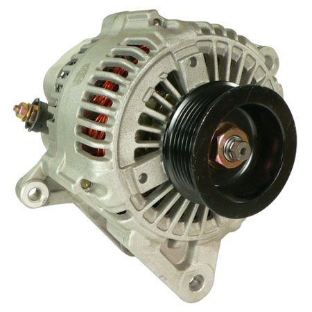 (DB Electrical AND0124 New Alternator For 2.7L 2.7 Dodge Intrepid Chrysler Concorde 98 99 00 01 1998 1999 2000 2001 13763 113365 04609999AB 4609999 4609999AB 121000-4231 121000-4232 121000-4233 13763)