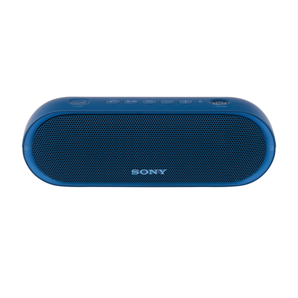 SONY SRS-XB20/BLUE Portable Wireless Speaker
