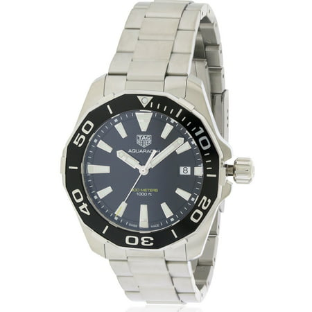 TAG Heuer Aquaracer Stainless Steel Mens Watch WAY111A. BA0928