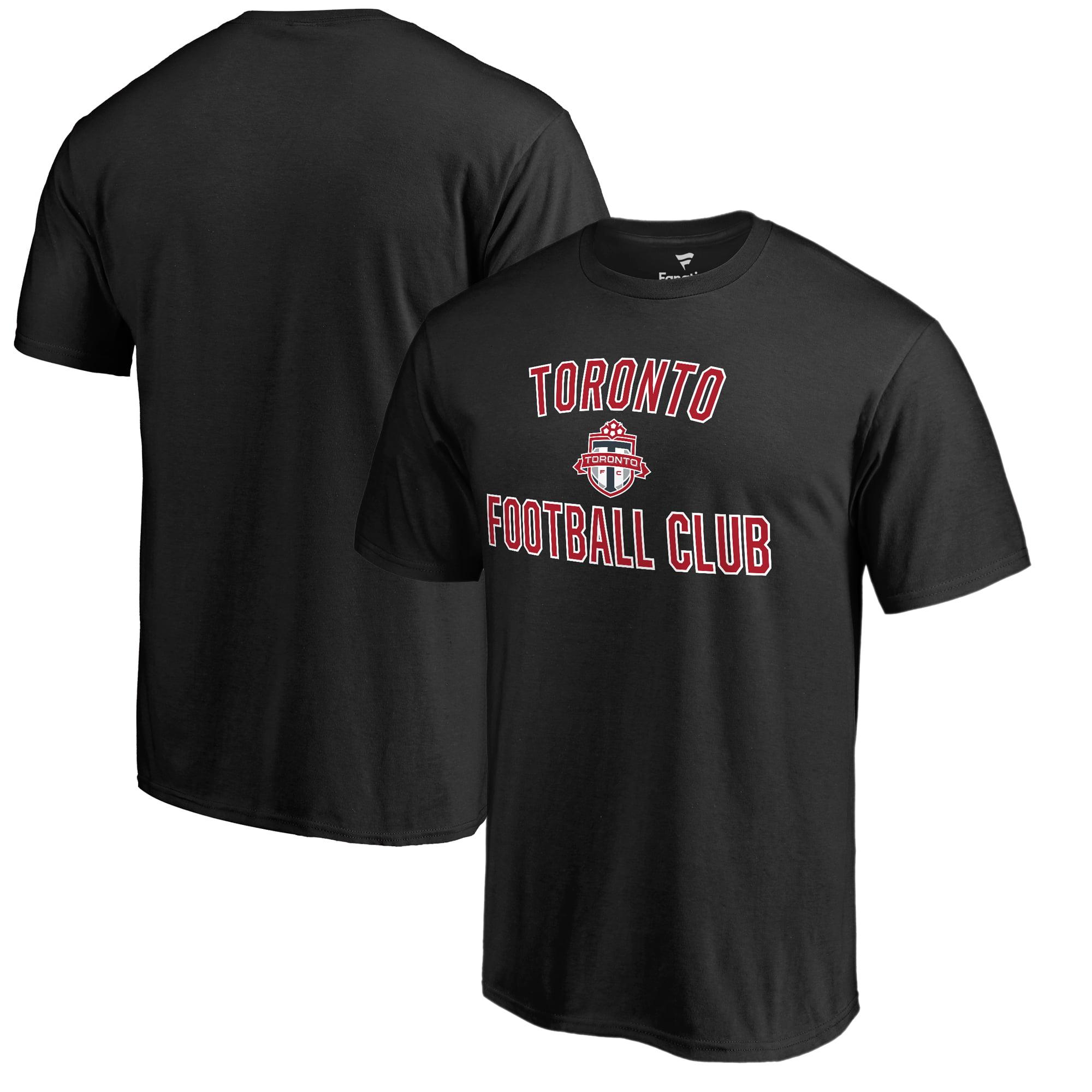 Toronto FC Fanatics Branded Victory Arch T-Shirt - Black