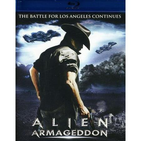 Alien Armageddon  Blu Ray