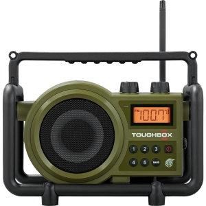 AM/FM ULTRA RUGGED DIGITAL TUNING RADIO RECEIVER