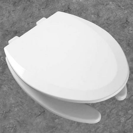 Bemis 1550pro Pro Series Wood Elongated Toilet Seat
