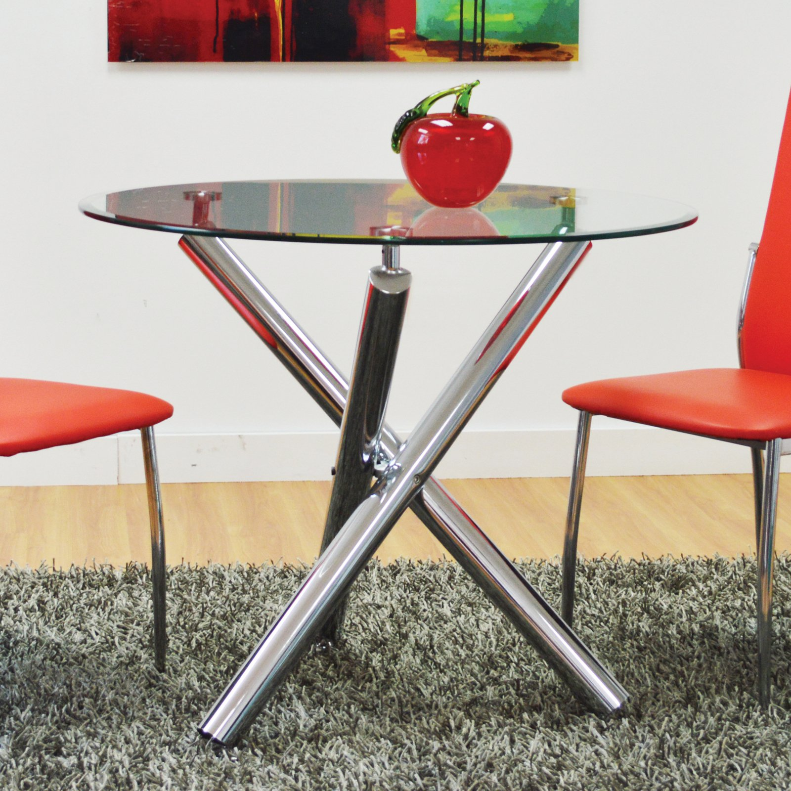 Eagle Furniture T-650 Round Dining Table