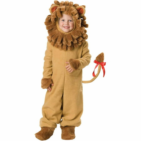 Lil' Lion Toddler Halloween Costume - Lion Tamer Costume Male
