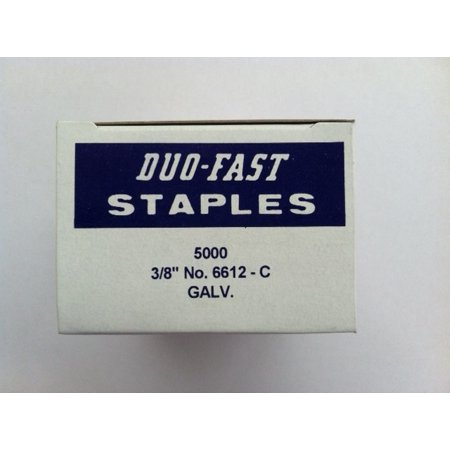Duo Fast Fasteners (DUO FAST 6612 3/8