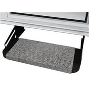 Presto Fit 20313 18 In. Outrigger Entry Step Rug - Gray