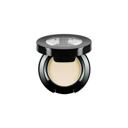 NYX Cosmetics Nude Matte Eye Shadow I Have A (Best Matte Eye Shadows)