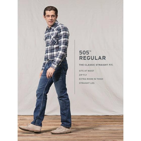 505 Fit Regular Levi's Jeans Men's 45ARL3j