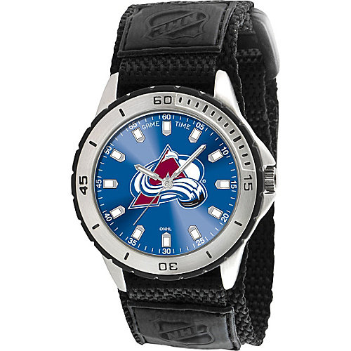 Game Time NHL Colorado Avalanche Veteran Series Watch