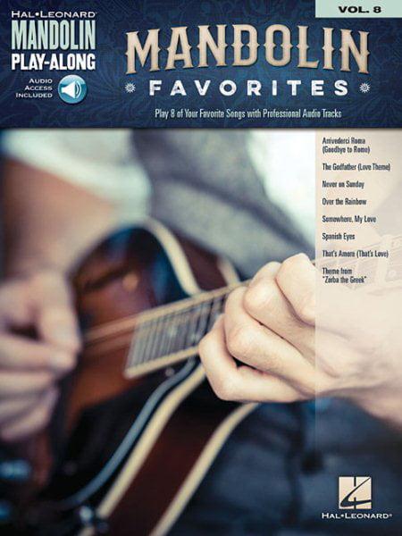 Mandolin Favorites by Hal Leonard Publishing Corporation