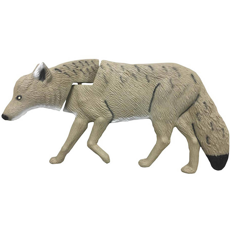 Rinehart Coyote Decoy, Grey,
