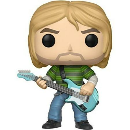 Why Do Pop Rocks Pop (FUNKO POP! ROCKS: NIRVANA - Kurt Cobain (Striped)