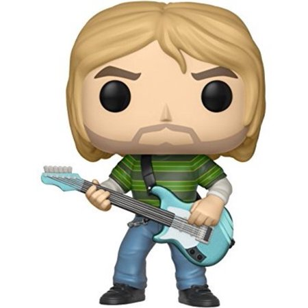 FUNKO POP! ROCKS: NIRVANA - Kurt Cobain (Striped Shirt)