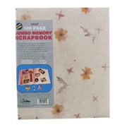 "Jumbo Scrapbook Post, Asst, 11"" X 14"" - 1 Pkg"