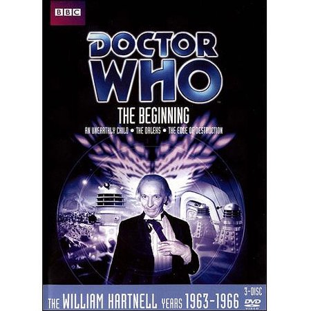 Doctor Who: The Beginning 1963-1966 (DVD)