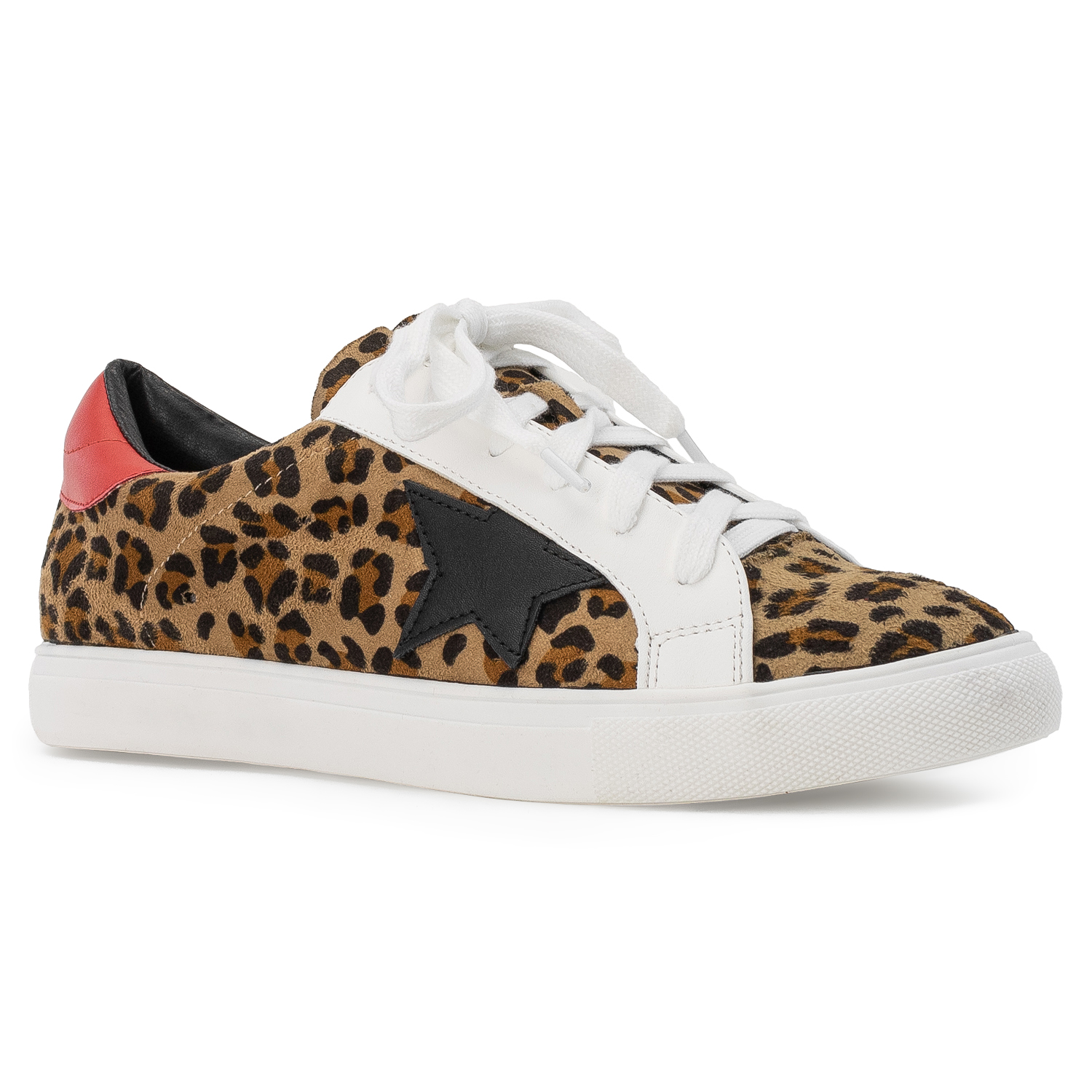 Trendy Fashion Sneakers Flats #19053