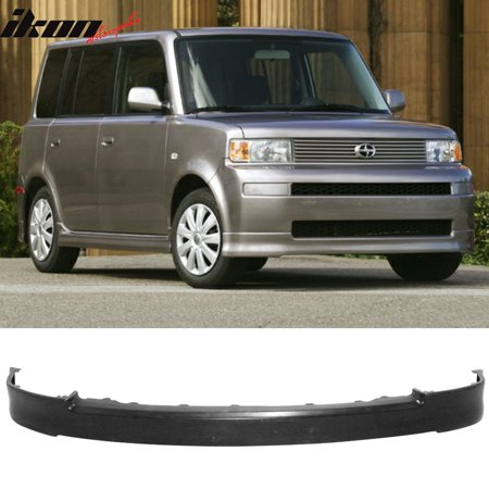 Fits 03-07 Scion xB 4Door OE Factory Style Front Bumper Lip Black