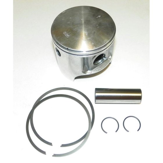 New Piston Kit 5mm Over Polaris 02 04 Freedom 96 97 Hurricane Sl Sea Doo Fuel Filter Slt 700cc 2201626