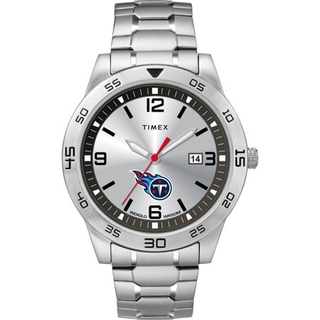 - Timex - NFL Tribute Collection Citation Men's Watch, Tennessee Titans