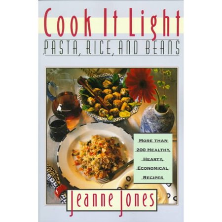 Cook It Light Pasta, Rice, and Beans by