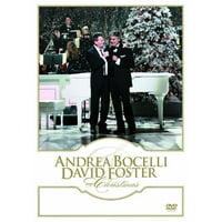 Bocelli / Foster: My Christmas (DVD)